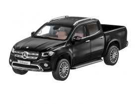 Макет 1:18 Mercedes X-class Pickup BR470