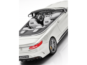 Макет 1:18 Mercedes S63 AMG Coupe A217