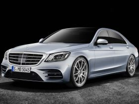 AMG Styling Броня предна Mercedes S-class W222 facelift