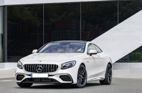 S63 AMG Facelift Предна броня Mercedes S-class Coupe C217
