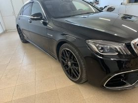 V8 BITURBO 4matic + Емблеми Mercedes-Benz