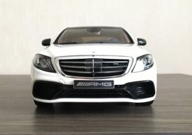 AMG Макет автомобил 1:18 Mercedes S-class W222 S63 AMG