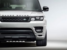 Решетка Stealth Pack Range Rover Sport L494