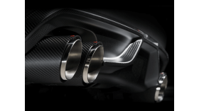 Изпускателна система Akrapovic Evolution Line (Titanium) BMW X6 M F86