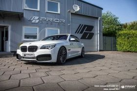 Предна броня BMW 7 series F01 Prior Design