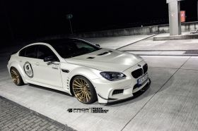 Преден капак BMW 6 series F12, F13, F06, M6 Prior Design