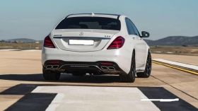 AMG накрайници ауспух MERCEDES S-class, S-class Coupe, GLE Coupe, SL, C-class, ML, GLE, GL, GLS