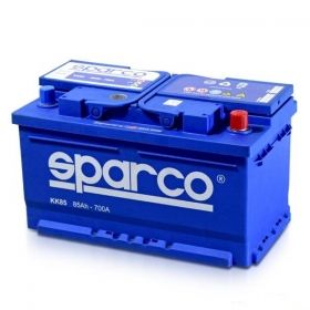 Акумулатор SPARCO 85Ah 700A