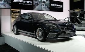 AMG джанта 20 цола Задна Mercedes S-class W222 / S-class Coupe C217 / Maybach X222