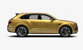 Джанта 21 цола Bentley Bentayga